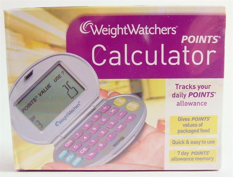 weight watchers points book pdf